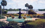 Sperry fountain in the 1960s