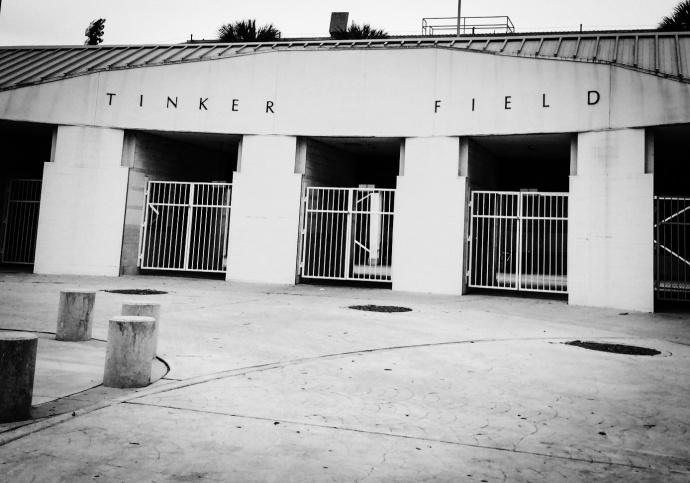 Tinker Field on West Church Street