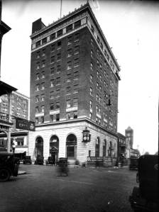 Early photograph of State Bank of Orlando From: Central Florida Memory http://www.cfmemory.org
