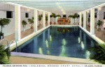 Orlando's first indoor swimming pool